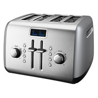 KitchenAid Digital 4-Slice Toasters