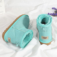 UGG Women Fashion Wool Snow Boots Shoes #5