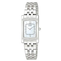 Citizen Eco-Drive Stelitto Womens watch $550.00 EG3120-52D