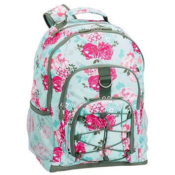 Gear-Up Pool Garden Party Floral Backpack