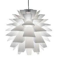 Nuevo Asparagus Pendant Lighting - White