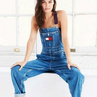 Tommy Jeans x Urban Outfitters Fashion Romper Jumpsuit Pants