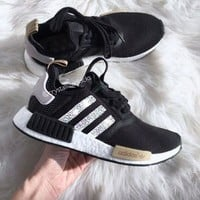 Adidas NMD NMD_R1 W Glittering Breathable Running Sports Shoes Sneakers Shoes