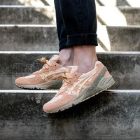 Asics Gel - Sight Bleached Apricot Running Shoes