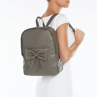 Candie's® Carly Dome Bow & Studs Backpack