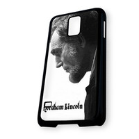 Abraham Lincoln The Movie Vampire Hunter Samsung Galaxy S5 Case