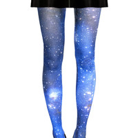 SMC Galaxy Tights