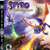The Legend of Spyro: Dawn of the Dragon - PlayStation 3 (Game Only)