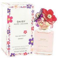 Daisy Eau So Fresh Sorbet Perfume by Marc Jacobs 2.5 oz Eau De Toilette Spray
