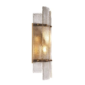 Antique Brass Wall Lamp | Eichholtz Caprera