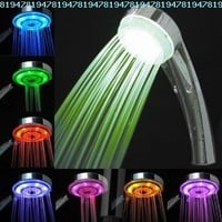 LED Showerhead with 7 Built-In Color Modes, Cyber Monday:Amazon:Home Improvement