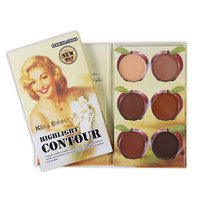 6 Colors Professional Concealer Palette with Mirror Corrector Camouflage Face Concealer Cream Make Up Highlight Contour Palette