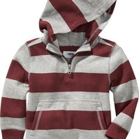 Old Navy Striped Hoodie For Baby