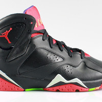 Air Jordan Big Kid's 7 VII Retro GS Marvin the Martian