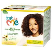 Just For Me Texture Softener System - 1 Kit : Target