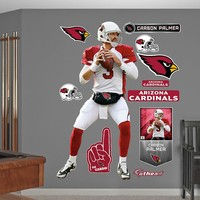 Arizona Cardinals Carson Palmer Wall Decals by Fathead