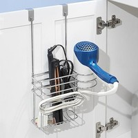 InterDesign Classico Over-the-Cabinet Hair Care Organizer - Walmart.com