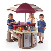 Step2 Grill and Play Patio Cafe - Step2 - 3 - 4 Years - FAO Schwarz®
