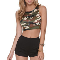 Nollie Safe And Sound Cropped Tank at PacSun.com
