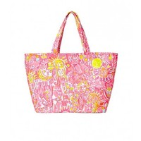Lilly Pulitzer Palm Beach Tote Bag