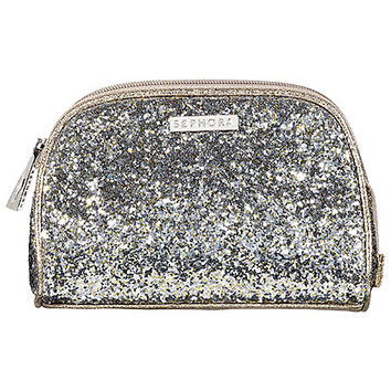 """SEPHORA COLLECTION The Party Side Kick - Silver (2"""" W x 5 3/8"""" H x 9"""" L)"""