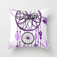 In Your Wildest Dreams Throw Pillow by jlbrady213 & KBY | Society6