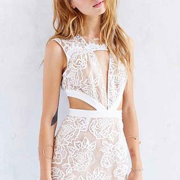 Stylestalker Kiss Me Baby Lace Cutout