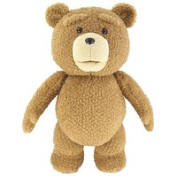 Ted 24-Inch Talking Plush Teddy Bear - Commonwealth - Ted - Plush at Entertainment Earth