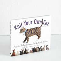 Cats Knit Your Own Cat by ModCloth