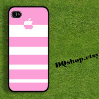 Apple Pinky Colorful in Love  - iPhone 4 Case iPhone 4s Case iPhone 5 Case