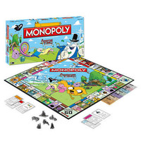 Adventure Time Monopoly Game |