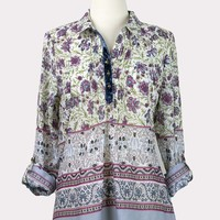 Yours Truly Blouse