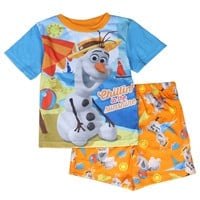 FROZEN (Olaf) Boys Toddler 2PC-fz099