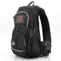 Backpack With Double Speakers - LED Directional Sign Lights
