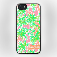 Kate Spade Lilly Pultizer iPhone 5 5s Case