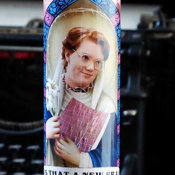 Stranger Things / Saint Barb Prayer Candle / What about Barb?