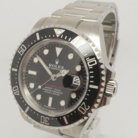 Rolex 126600 Sea-Dweller Red 50th Anniversary 43mm Steel Watch 2018 Unworn