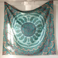 Plum & Bow Laila Medallion Tapestry | Urban Outfitters