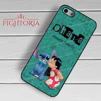 Lilo and Stitch Cartoon -stll for iPhone 6S case, iPhone 5s case, iPhone 6 case, iPhone 4S, Samsung S6 Edge