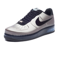 NIKE AIR FORCE 1 FOAMPOSITE LOW - PEWTER | Undefeated