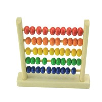 Kids Baby Wooden Toy Small Abacus Handcrafted Educational Toys Children High Quality Early Learning Math Toy Brinquedos Juguets