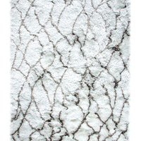 Dynamic Rugs Loft Iv/Beige Abstract Rectangle Area Rug