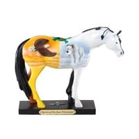 Trail of Painted Ponies from Enesco Spirits of theFour Directions Figurine 6 IN