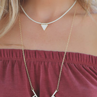 Endless Allure Necklace