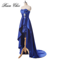 Evening Dresses 2017 Floor-length Sexy Elegant Long Formal Wedding Party Evening Gown