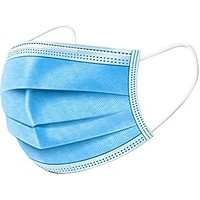 Face Mask Disposable 10 PCS - Blue (SHIPPING FROM USA _ within 3 Business Days )