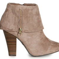 Brooklyn Ankle Boot Heels-FINAL SALE