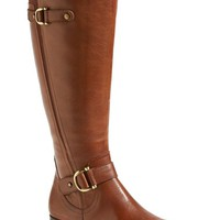 Women's Naturalizer 'Jersey' Leather Riding Boot