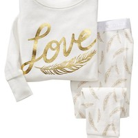 """Old Navy """"Love"""" Sleep Sets For Baby"""