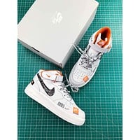 Just Do It Nike Air Force 1 Lv8 Mid Sport Shoes